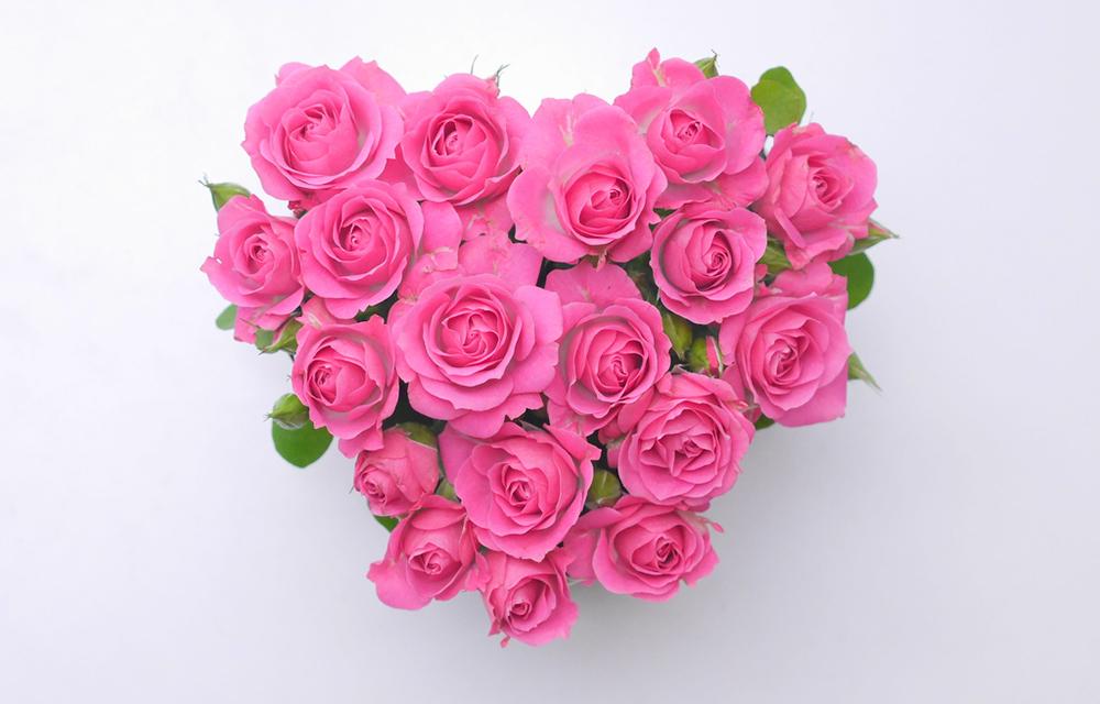 花を贈ることを習慣化する