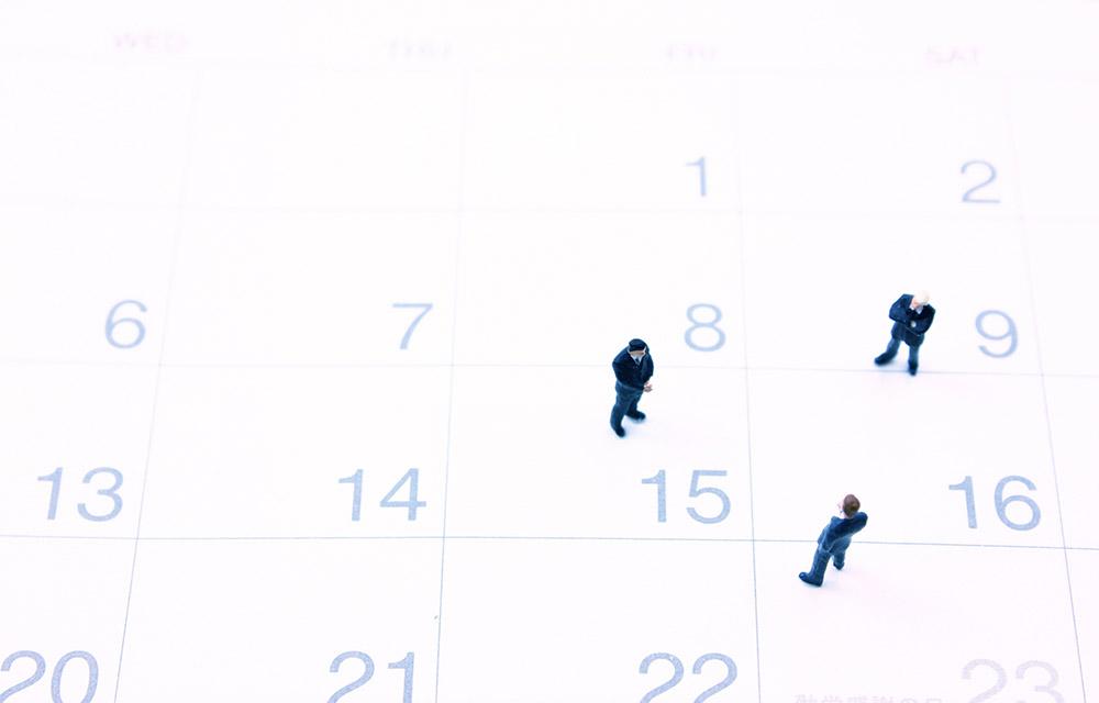 日々の進捗管理