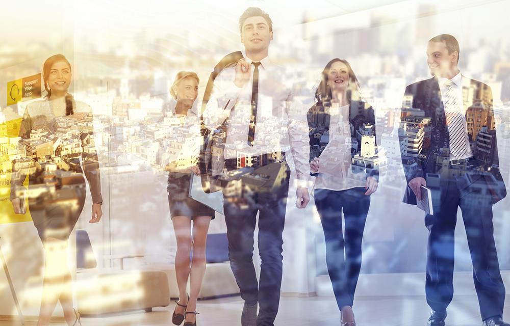 仕事・人間関係で良い影響を与えイニシアチブをとる!自分を変えて周囲を動かす方法